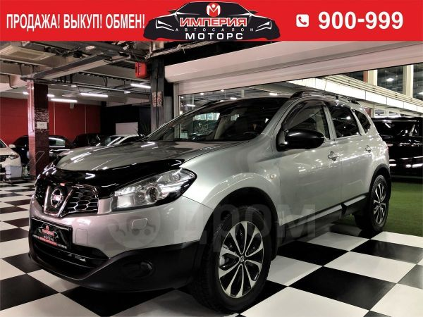 Nissan Qashqai+2, 2013 год, 949 000 руб.