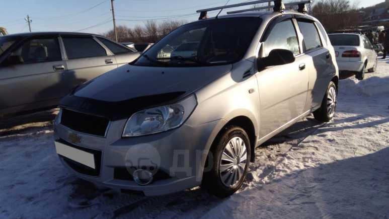 Chevrolet Aveo, 2008 год, 243 000 руб.