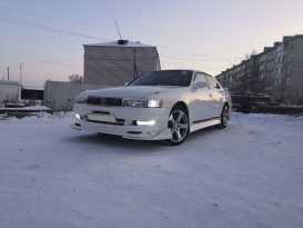 Магдагачи Toyota Cresta 1996