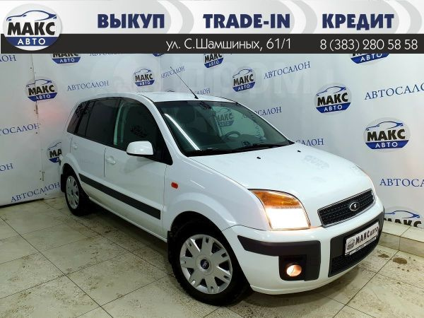 Ford Fusion, 2008 год, 375 000 руб.