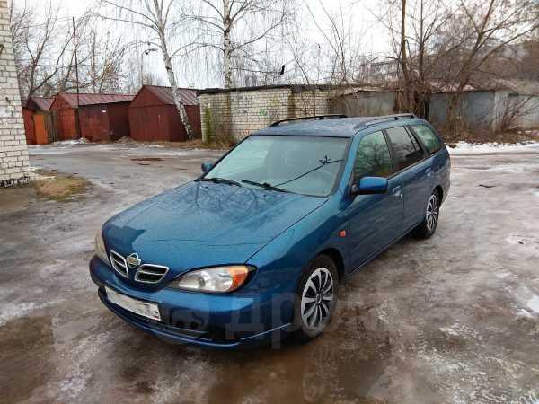 Nissan Primera, 2001 год, 165 000 руб.