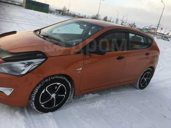 Hyundai Solaris, 2015 год, 560 000 руб.