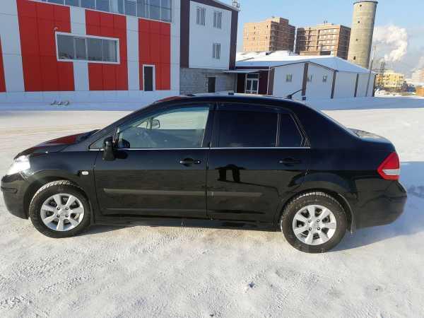 Nissan Tiida, 2011 год, 445 000 руб.