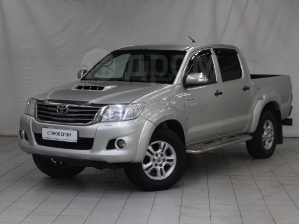 Toyota Hilux Pick Up, 2012 год, 949 410 руб.