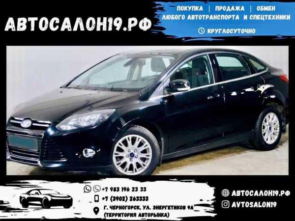 Ford Focus, 2013 год, 666 000 руб.