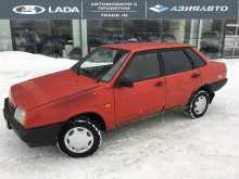 Новосибирск 21099 1998
