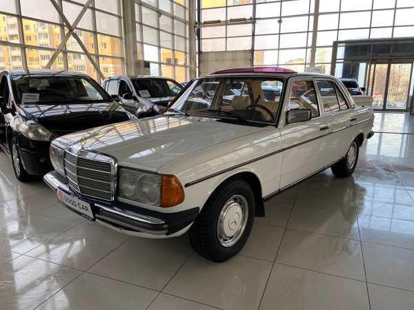 Mercedes-Benz Mercedes, 1982 год, 750 000 руб.