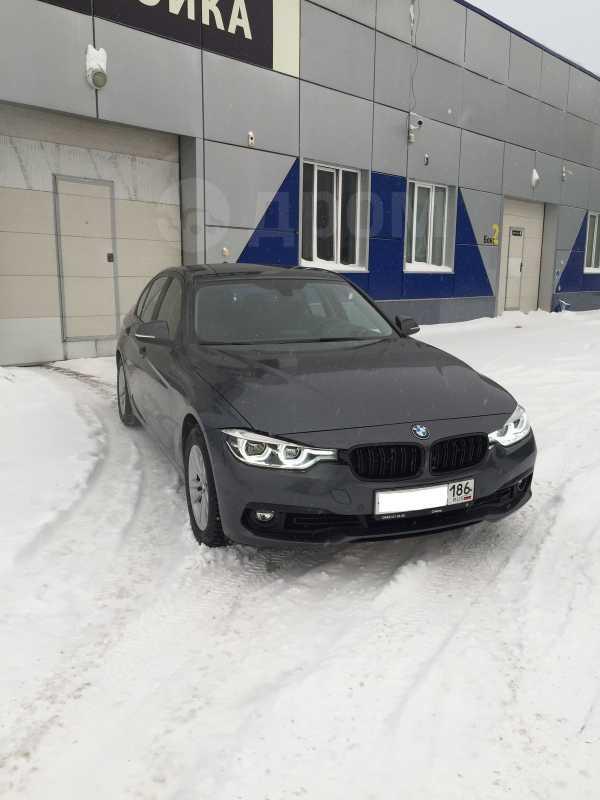 BMW 3-Series, 2016 год, 1 270 000 руб.