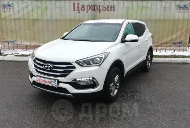 Hyundai Santa Fe, 2016 год, 1 330 000 руб.