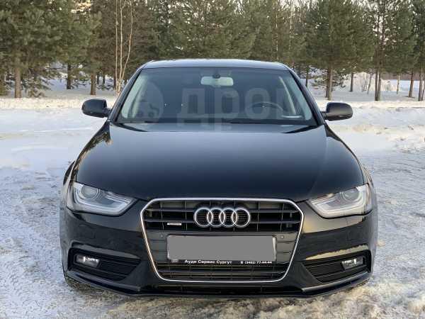 Audi A4, 2014 год, 1 150 000 руб.