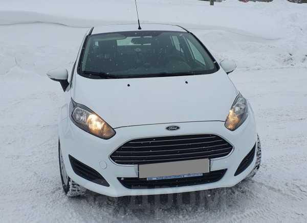 Ford Fiesta, 2016 год, 580 000 руб.