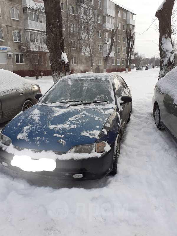 Honda Civic Ferio, 1993 год, 60 000 руб.