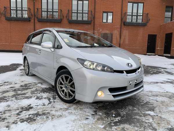 Toyota Wish, 2009 год, 749 000 руб.