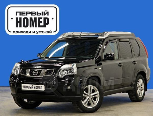 Nissan X-Trail, 2013 год, 939 000 руб.
