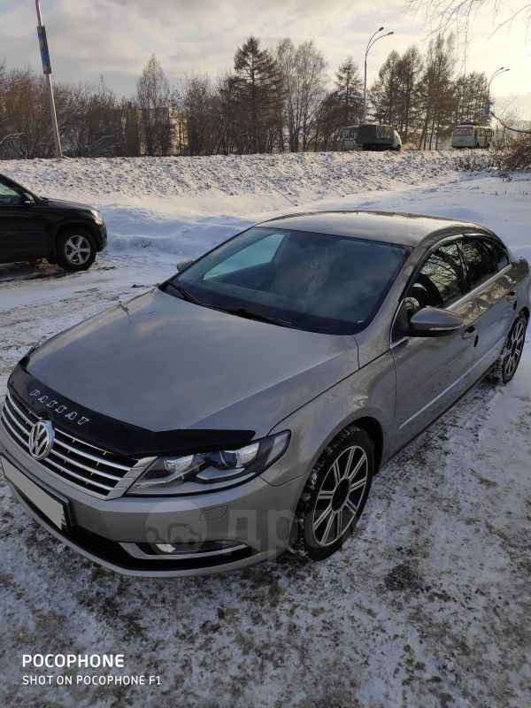 Volkswagen Passat CC, 2012 год, 750 000 руб.