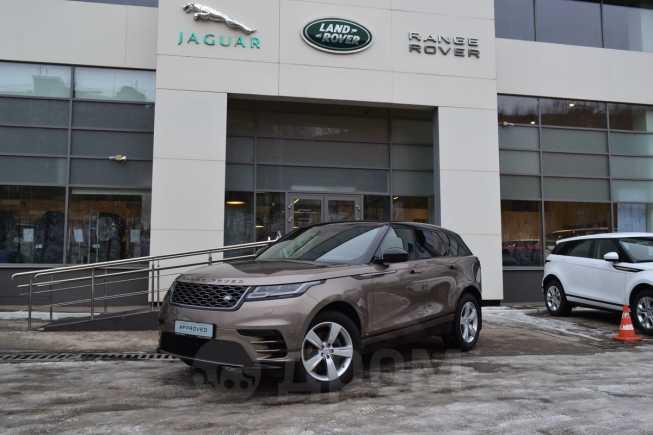 Land Rover Range Rover Velar, 2017 год, 3 090 000 руб.