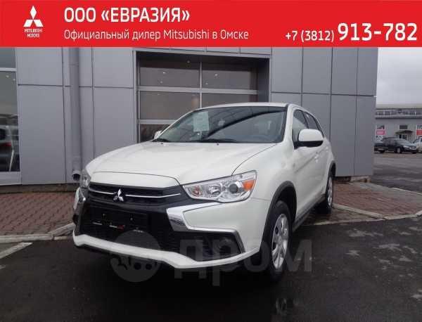 Mitsubishi ASX, 2019 год, 1 321 000 руб.