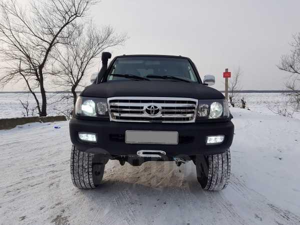 Toyota Land Cruiser, 2001 год, 1 950 000 руб.