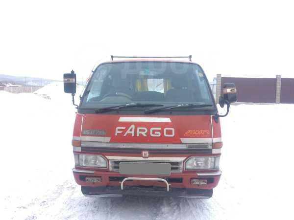 Isuzu Fargo, 1986 год, 120 000 руб.