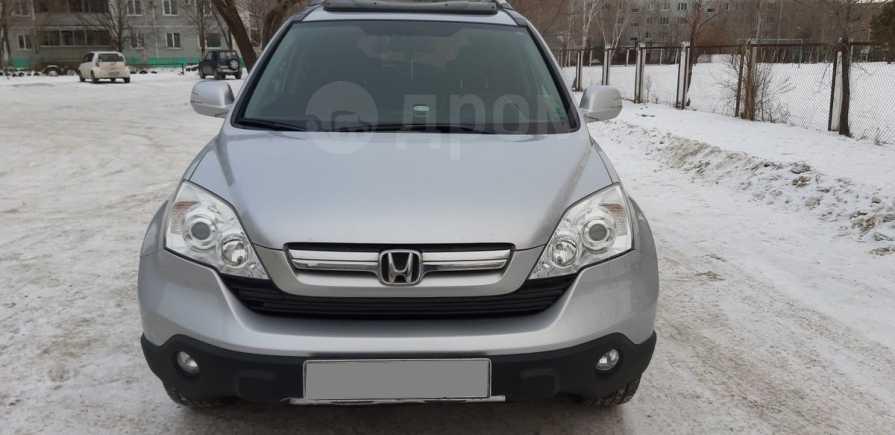 Honda CR-V, 2009 год, 850 000 руб.