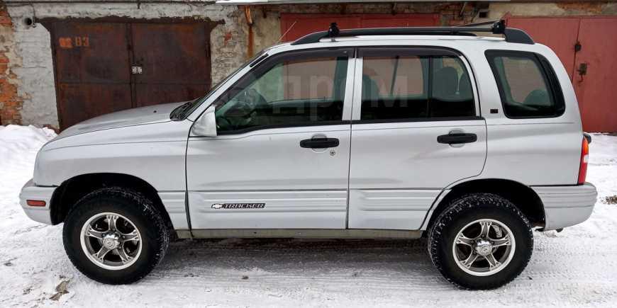 Chevrolet Tracker, 2000 год, 240 000 руб.