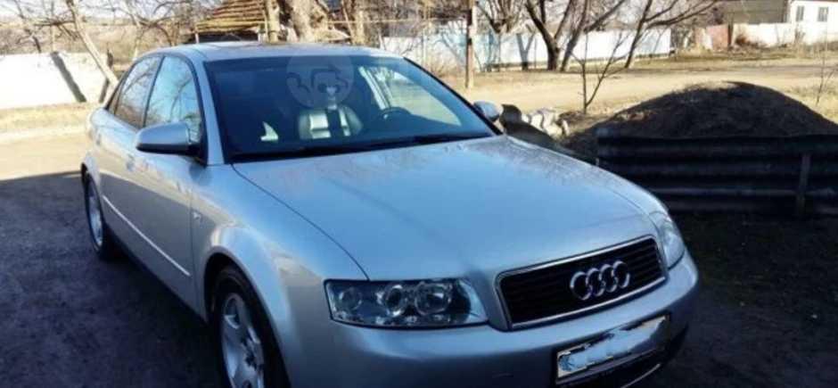 Audi A4, 2003 год, 335 000 руб.