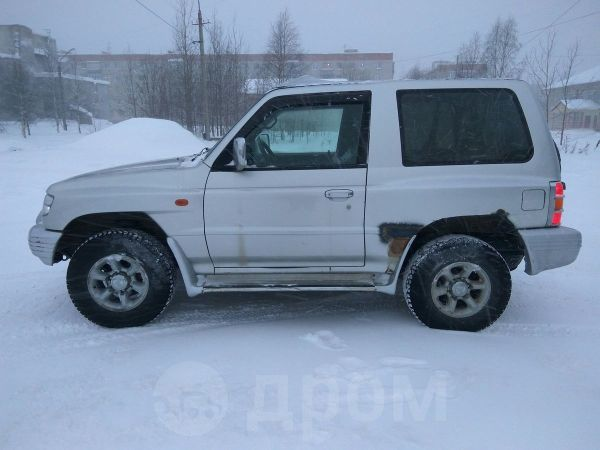 Mitsubishi Pajero, 1998 год, 330 000 руб.