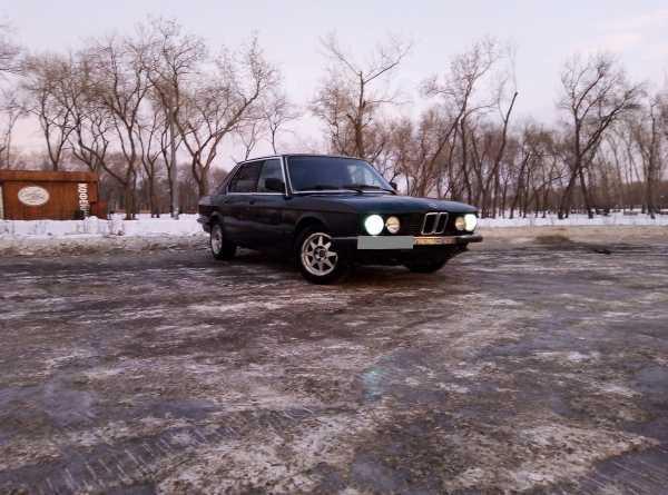 BMW 5-Series, 1980 год, 65 000 руб.