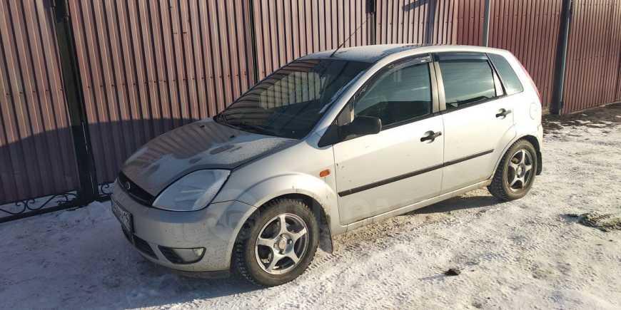 Ford Fiesta, 2004 год, 150 000 руб.