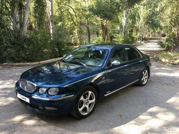 Rover 75, 1999 год, 200 000 руб.