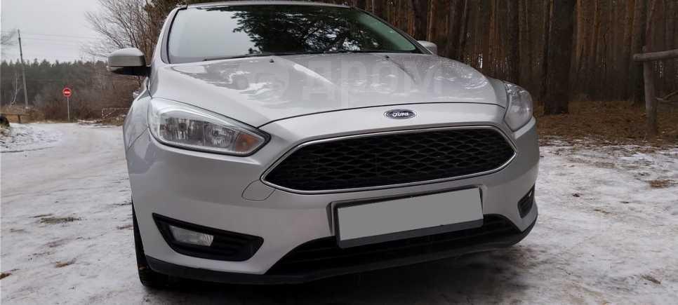 Ford Focus, 2016 год, 550 000 руб.