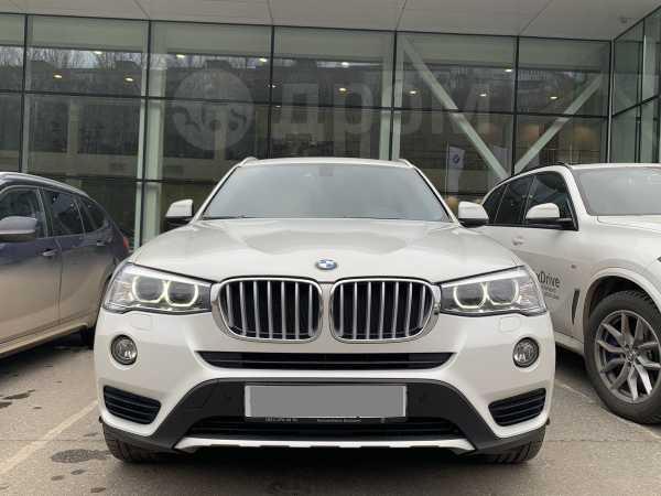 BMW X3, 2016 год, 2 020 000 руб.