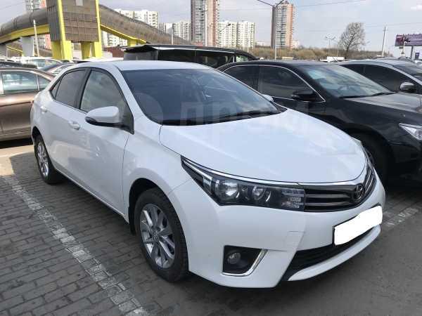 Toyota Corolla, 2014 год, 769 000 руб.