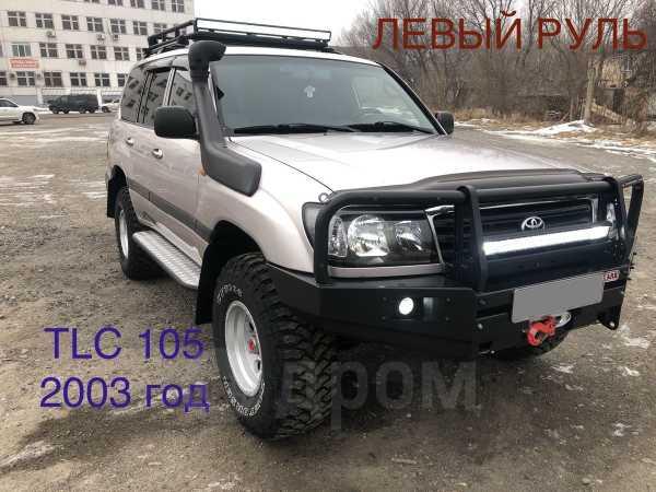 Toyota Land Cruiser, 2003 год, 2 020 000 руб.
