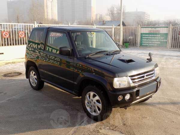 Mitsubishi Pajero Mini, 2004 год, 277 000 руб.