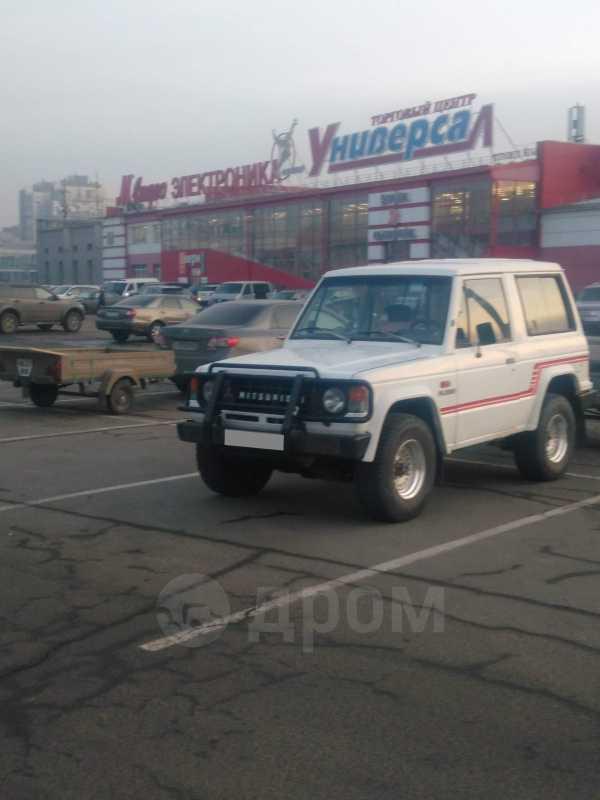 Mitsubishi Pajero, 1983 год, 300 000 руб.