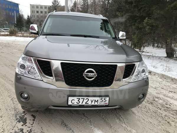 Nissan Patrol, 2013 год, 1 520 000 руб.