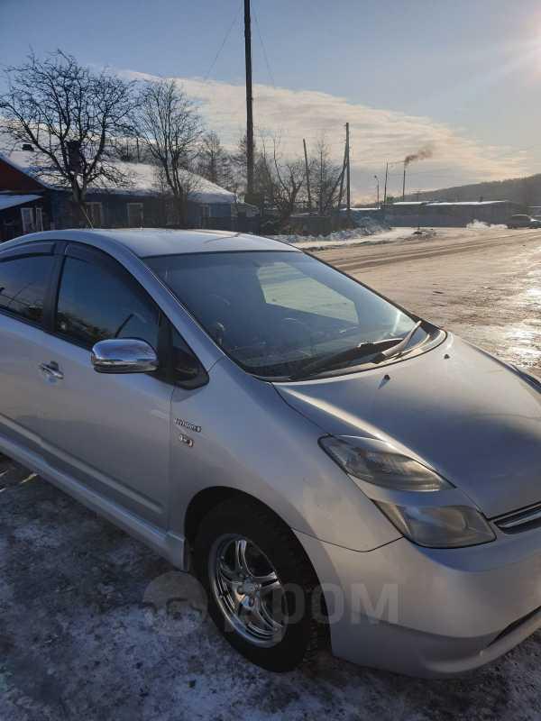 Toyota Prius, 2008 год, 540 000 руб.