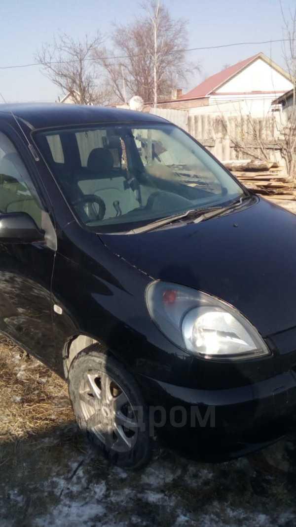 Toyota Funcargo, 2002 год, 255 000 руб.