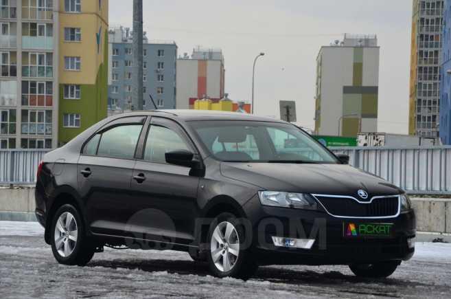 Skoda Rapid, 2017 год, 630 000 руб.