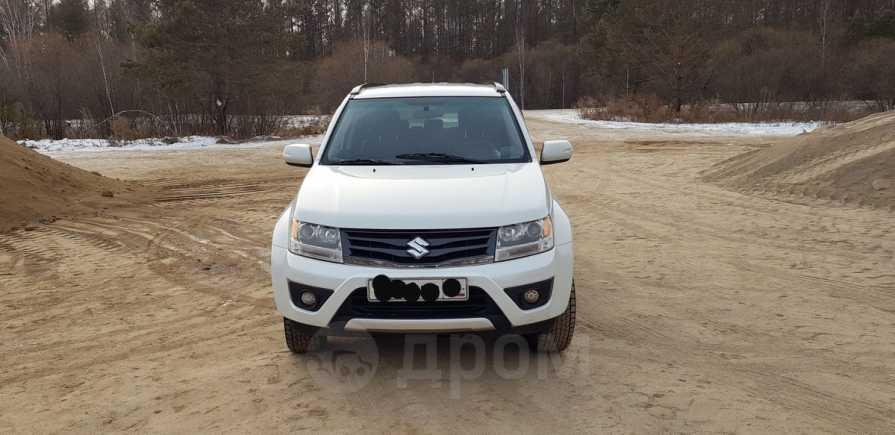 Suzuki Grand Vitara, 2010 год, 666 000 руб.