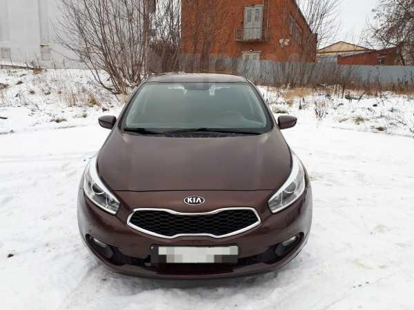 Kia Ceed, 2014 год, 605 000 руб.