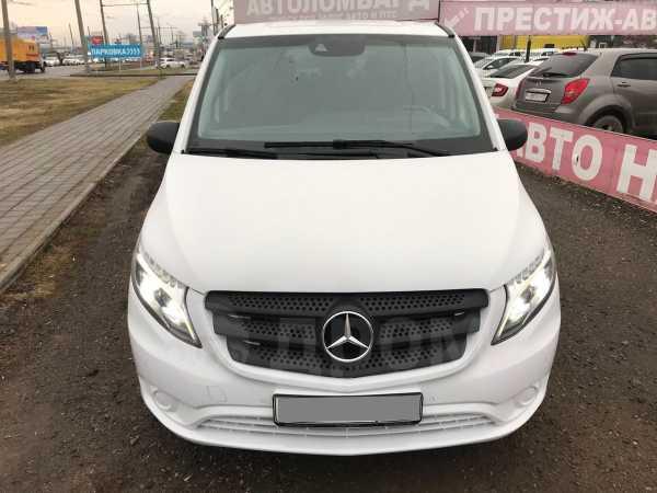 Mercedes-Benz Vito, 2016 год, 2 350 000 руб.