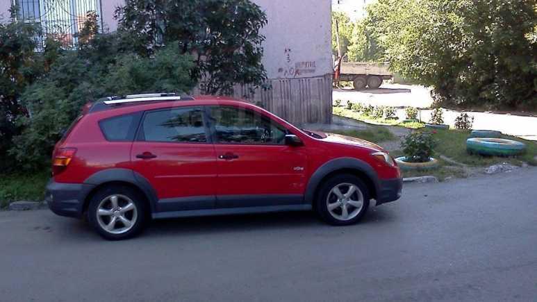 Pontiac Vibe, 2004 год, 450 000 руб.