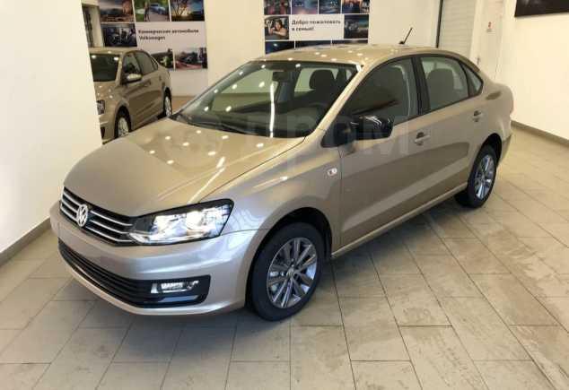 Volkswagen Polo, 2019 год, 802 000 руб.
