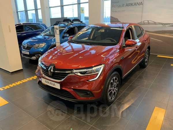 Renault Arkana, 2019 год, 1 439 000 руб.