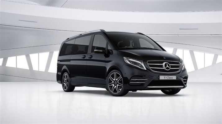 Mercedes-Benz V-Class, 2019 год, 4 370 000 руб.
