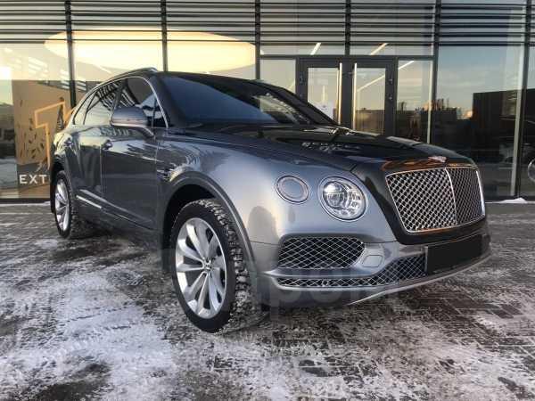 Bentley Bentayga, 2018 год, 12 475 300 руб.
