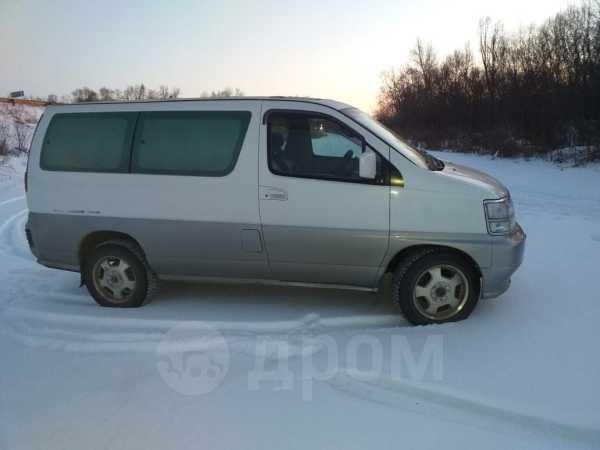 Nissan Caravan Elgrand, 1998 год, 250 000 руб.