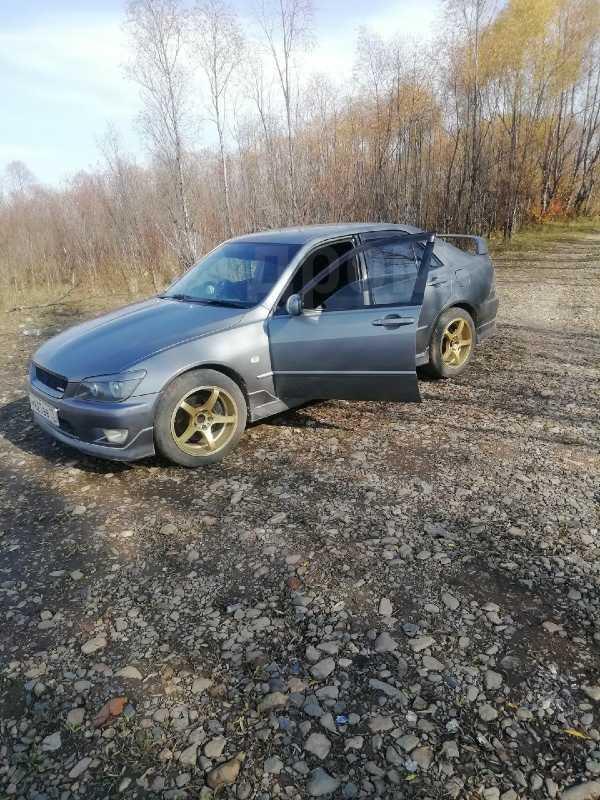 Toyota Altezza, 2004 год, 250 000 руб.